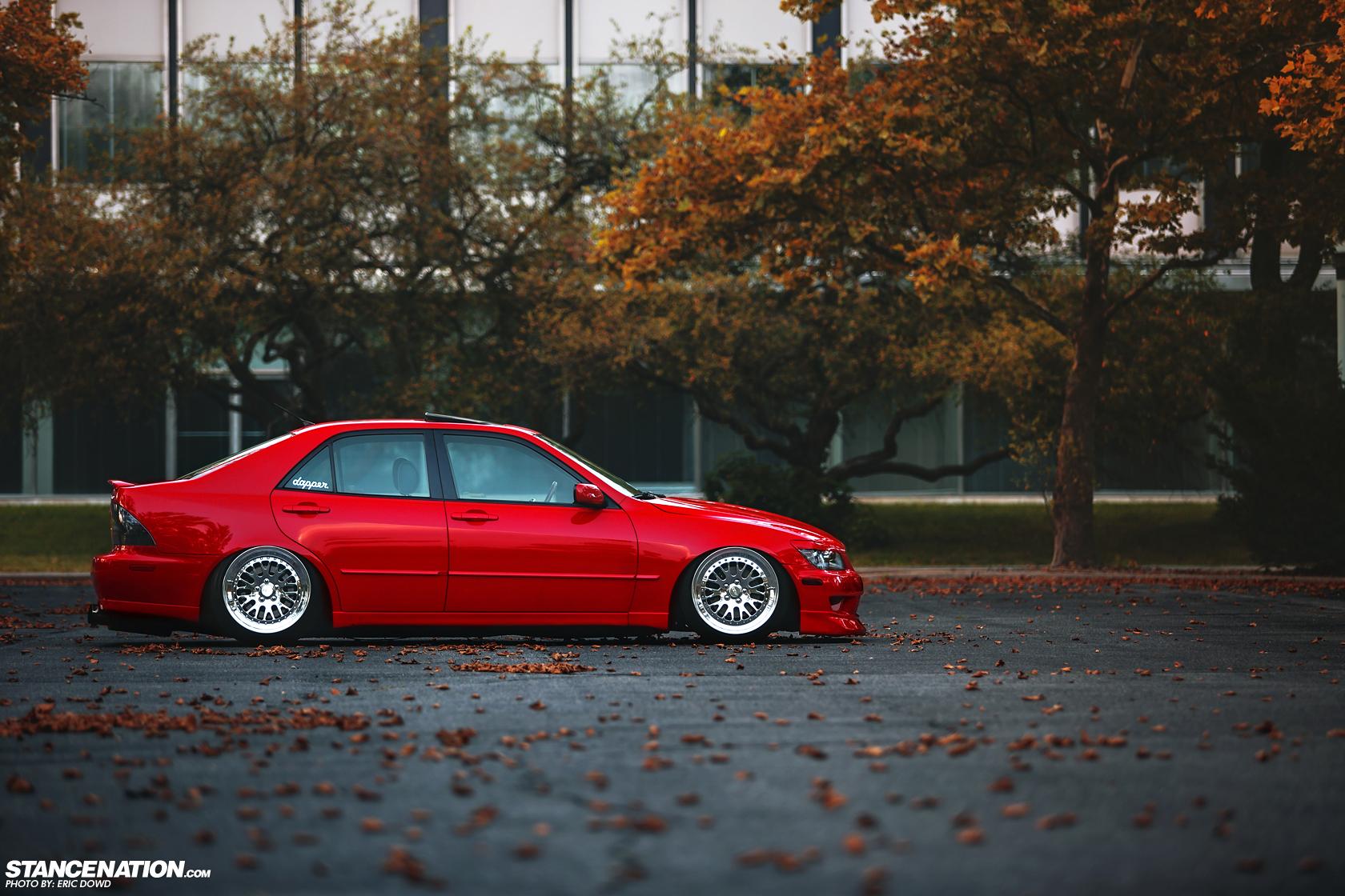 Cars Hd Wallpapers 1080p For Pc Bmw Custom Lexus Is 300 Is Definitely Dapper Autoevolution