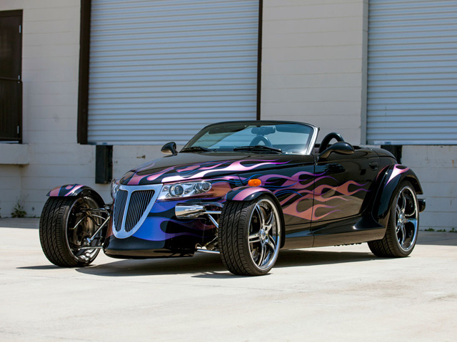 Custom Old Cars Wallpaper Customized Plymouth Prowler Doesn T Look Half Bad
