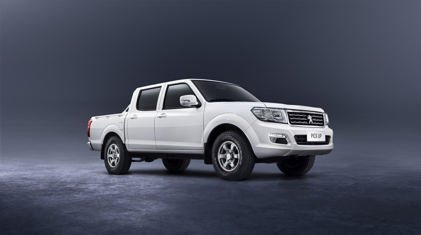 Pick Up Dongfeng Rich Becomes 2017 Peugeot Pick Up In South Africa