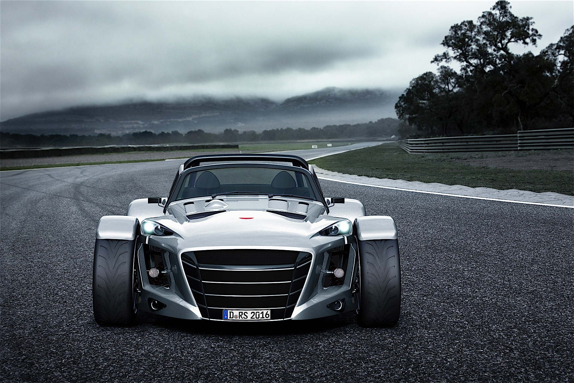 New Car Wallpaper Full Hd Donkervoort Unveils D8 Gto Rs Half Of Production Is