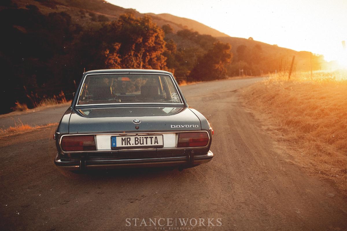 Slammed Car Wallpaper Driving A Classic Shea S 1972 Bmw Bavaria Autoevolution