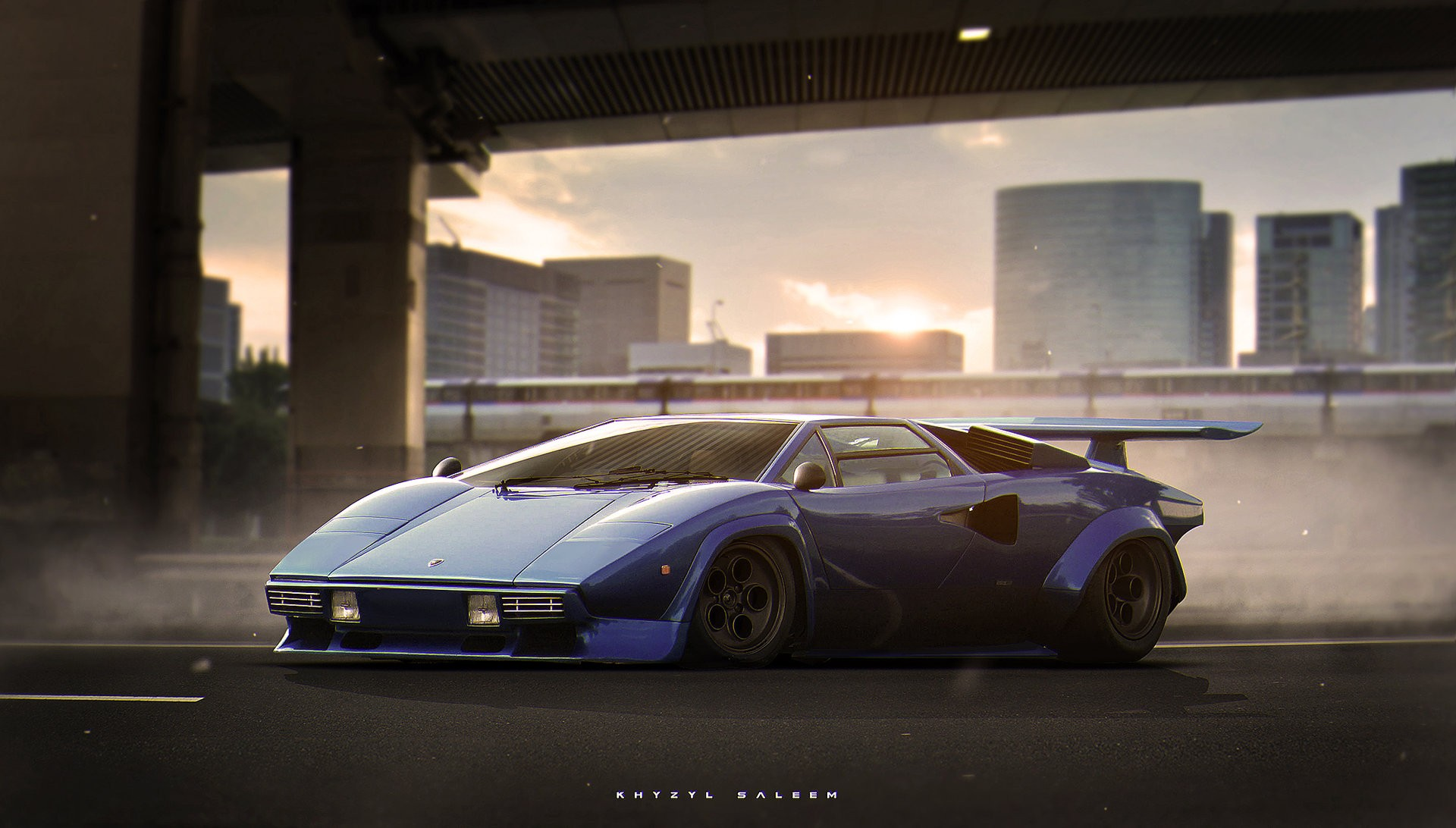 Awesome Fast Car Wallpapers Ferraris Lamborghinis And Mclarens Rendered As
