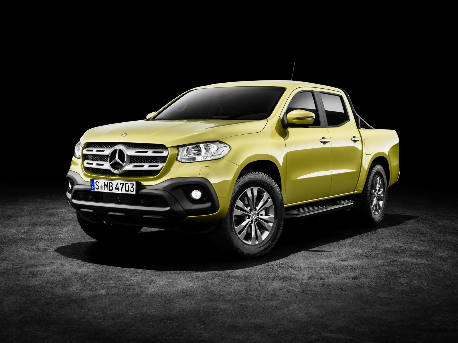 Mb X? S? First Mercedes Benz X Class Widebody Kit Comes From Prior