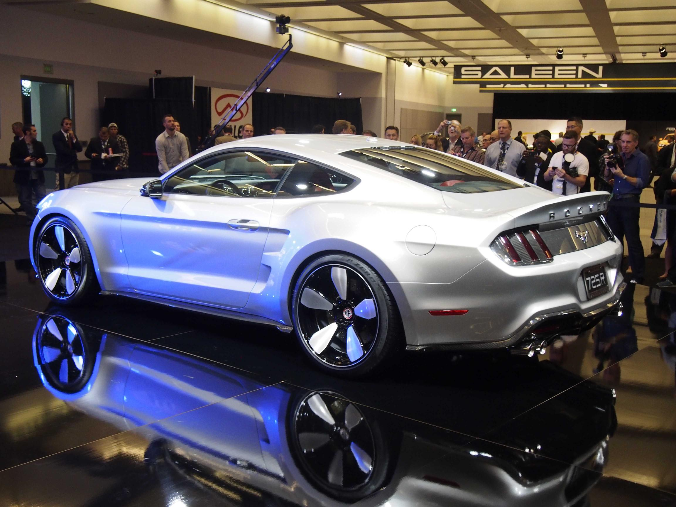 Modified Sports Car Wallpaper Fisker Rocket By Galpin Auto Sports Is A 725 Hp Ford