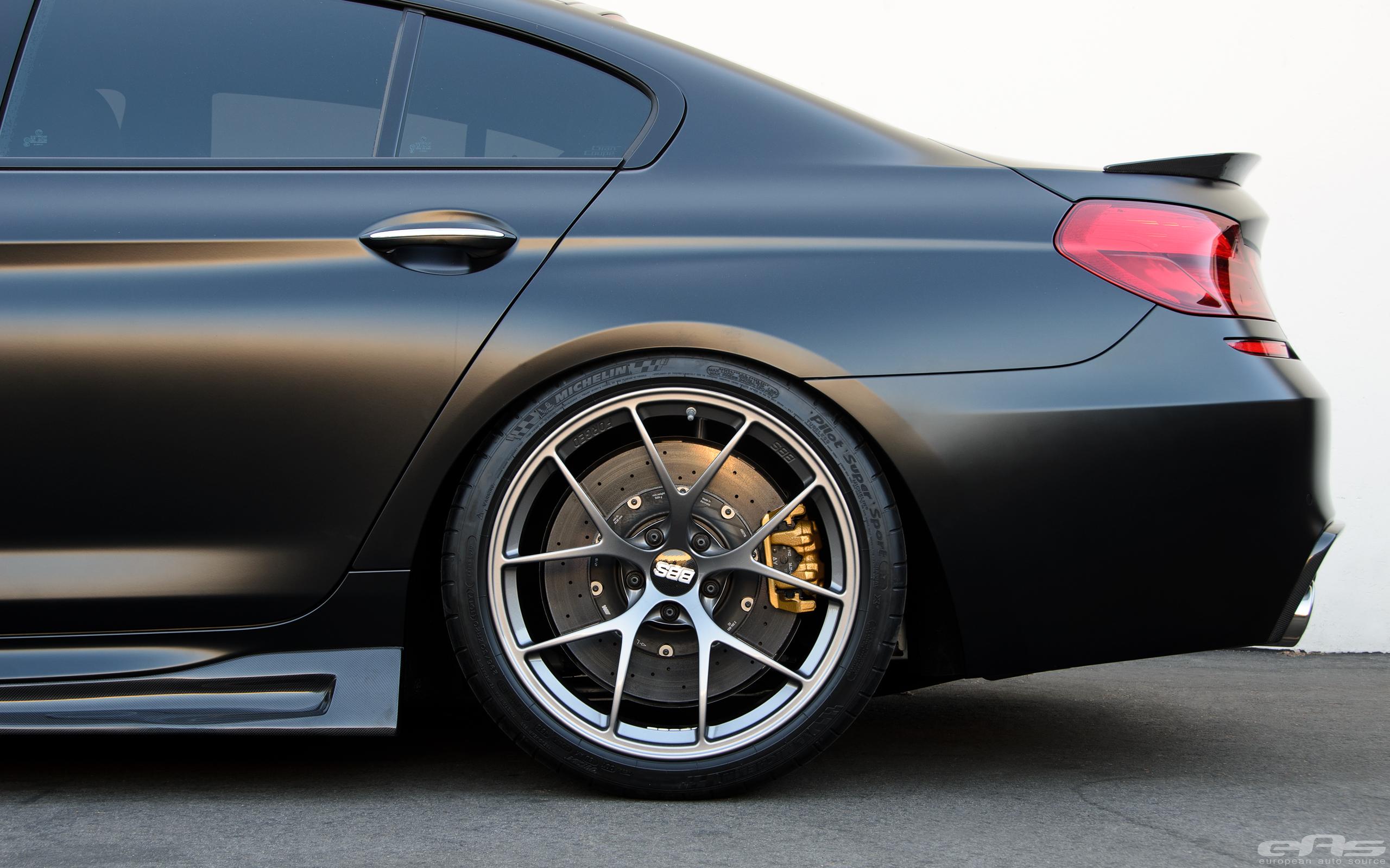 Audi Car Logo Wallpaper Frozen Black Bmw M6 Gran Coupe Is Breathtaking Autoevolution
