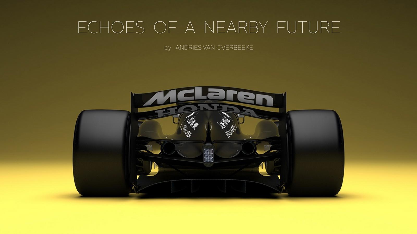 Super Cars 3d Wallpapers Future Formula 1 Concept Earns Closed Cockpit Honda