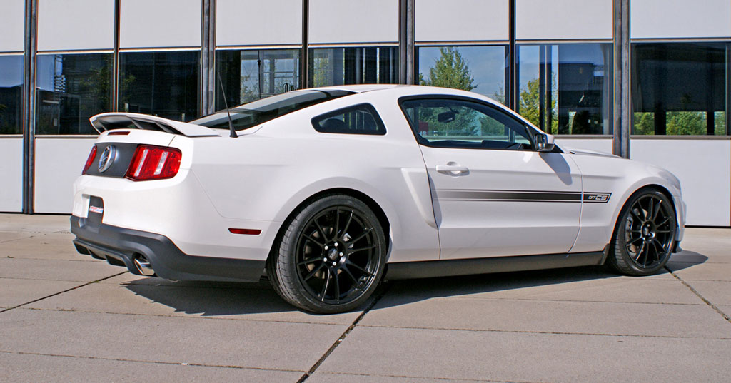 Wallpapers Of Car Corvette Convertible With Black Lights Geiger Supercharges The 2011 Mustang Gt Autoevolution