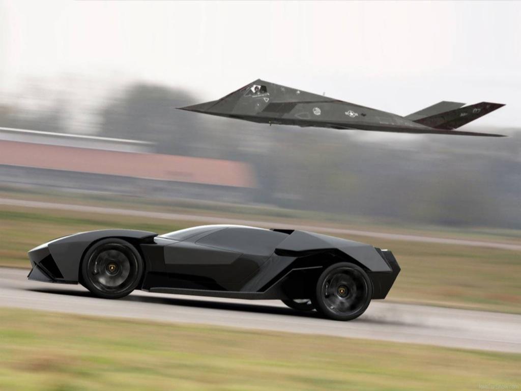 Project Cars Changed My Wallpaper German Student Presents 2016 Lamborghini Ankonian Concept