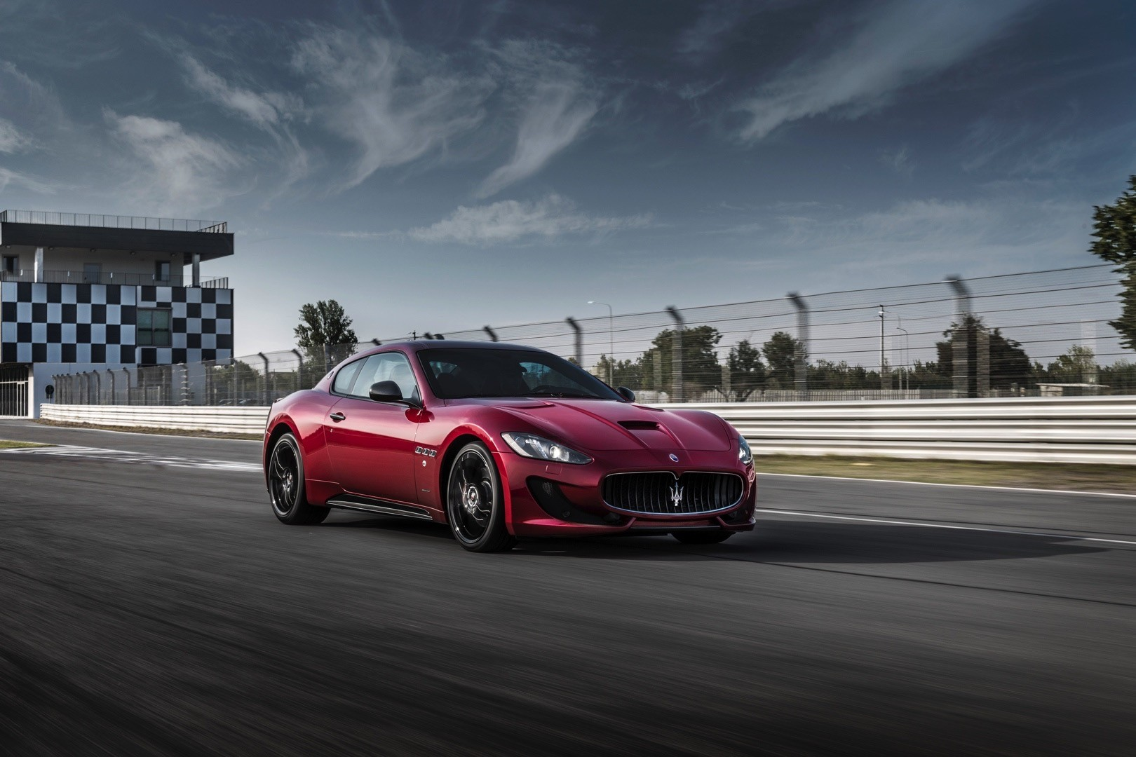 Car Wallpaper Gallery Maserati Granturismo Sport Special Edition Pays Tribute To