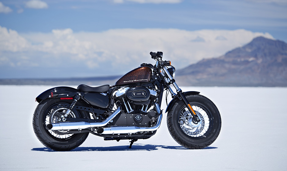 Car Stunt Wallpaper Harley Davidson 2014 Forty Eight In All Its Splendor