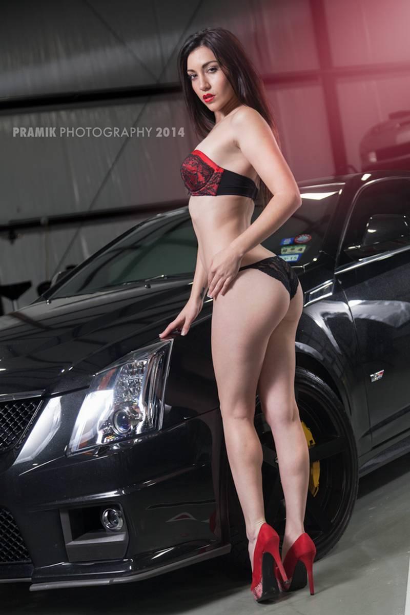 Perfect Girl Evolution Wallpaper Hot Model Photo Shoot At Hp Motorsports Dyno Night Photo