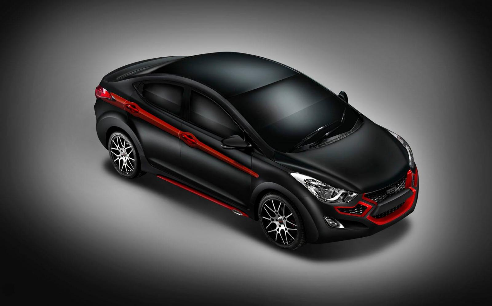 Accent Designs Hyundai Elantra Gets New Looks From Dc Design Autoevolution