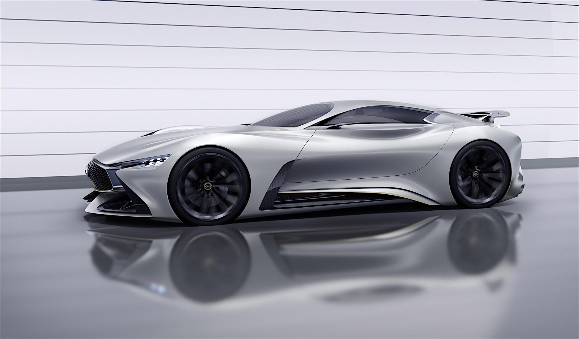 3d Racing Car Wallpaper Corvette Vision Gt Concept Coming To Gran Turismo 6