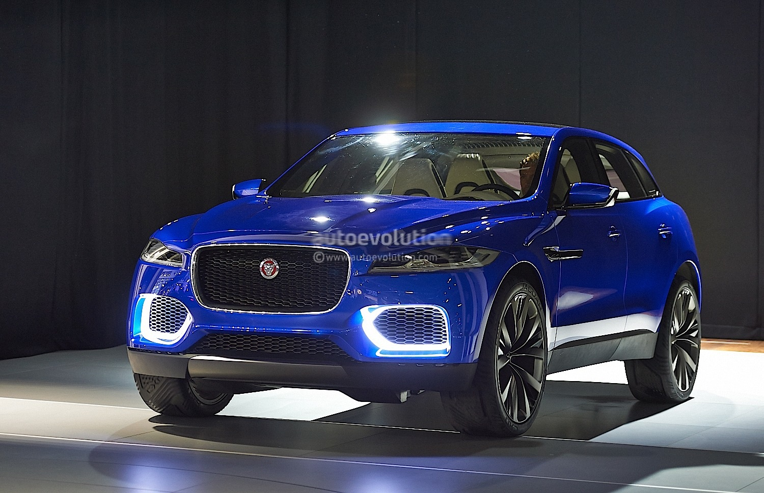 Car Engine Live Wallpaper Jaguar F Pace Performance Crossover Name Revealed In