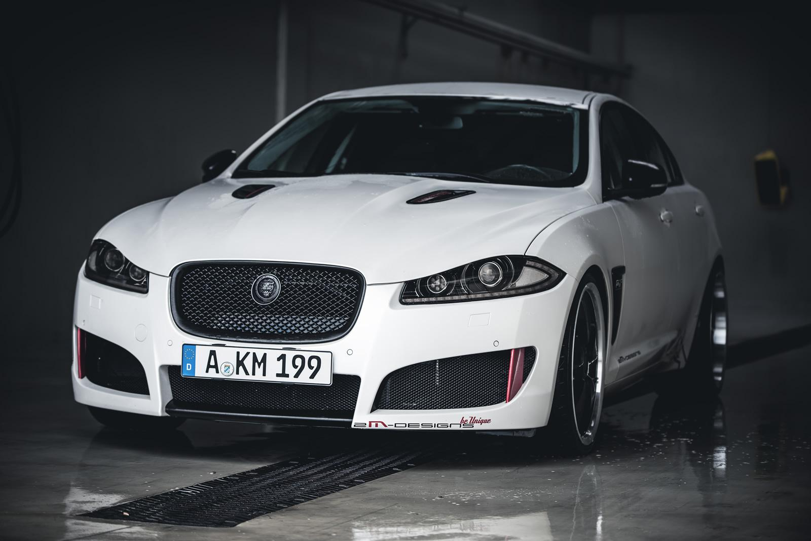 Pimped Out Cars Wallpapers Jaguar Xf Complex Tuning Transformation By 2m Designs