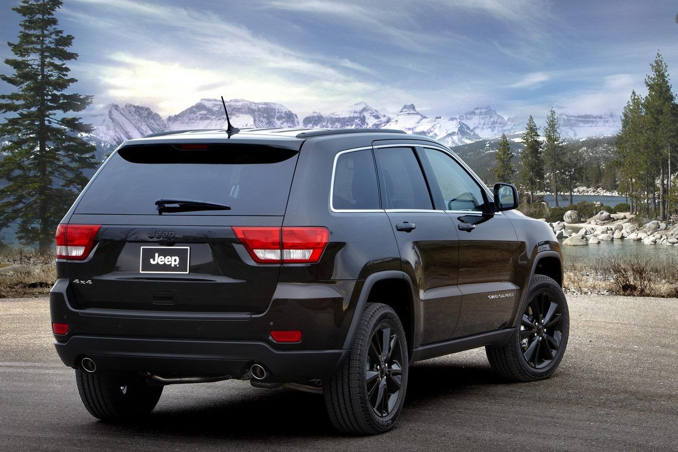 James Bond Car Wallpaper Jeep Unveils Nameless All Black Jeep Grand Cherokee