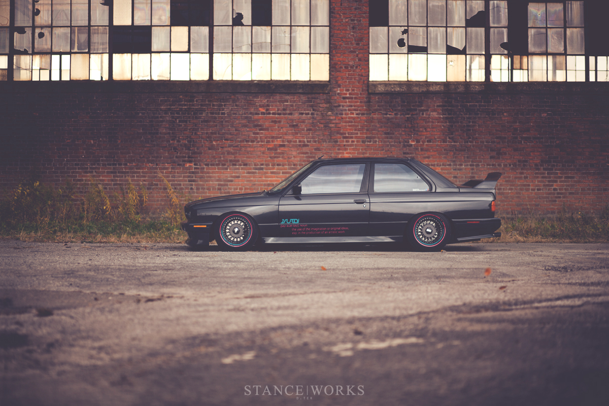 Four Cars Wallpapers Jsutai Bmw E30 M3 Is One Of A Kind Autoevolution