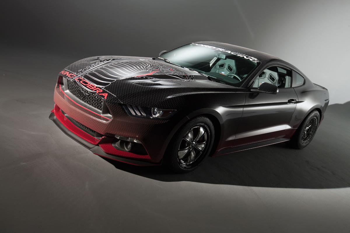 Car Boy Wallpaper King Cobra Mustang Is A Venomous Pony Packing 600 Hp