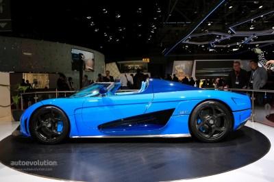 Koenigsegg Confirms Agera RS Replacement for 2019 Geneva, Displays Regeras Now - autoevolution