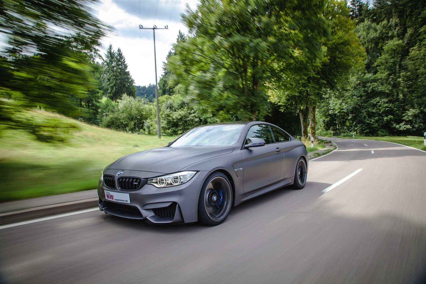 Bmw 5 Series Wallpaper Iphone Kw Kits Now Available For 2015 Bmw M3 And M4 Autoevolution