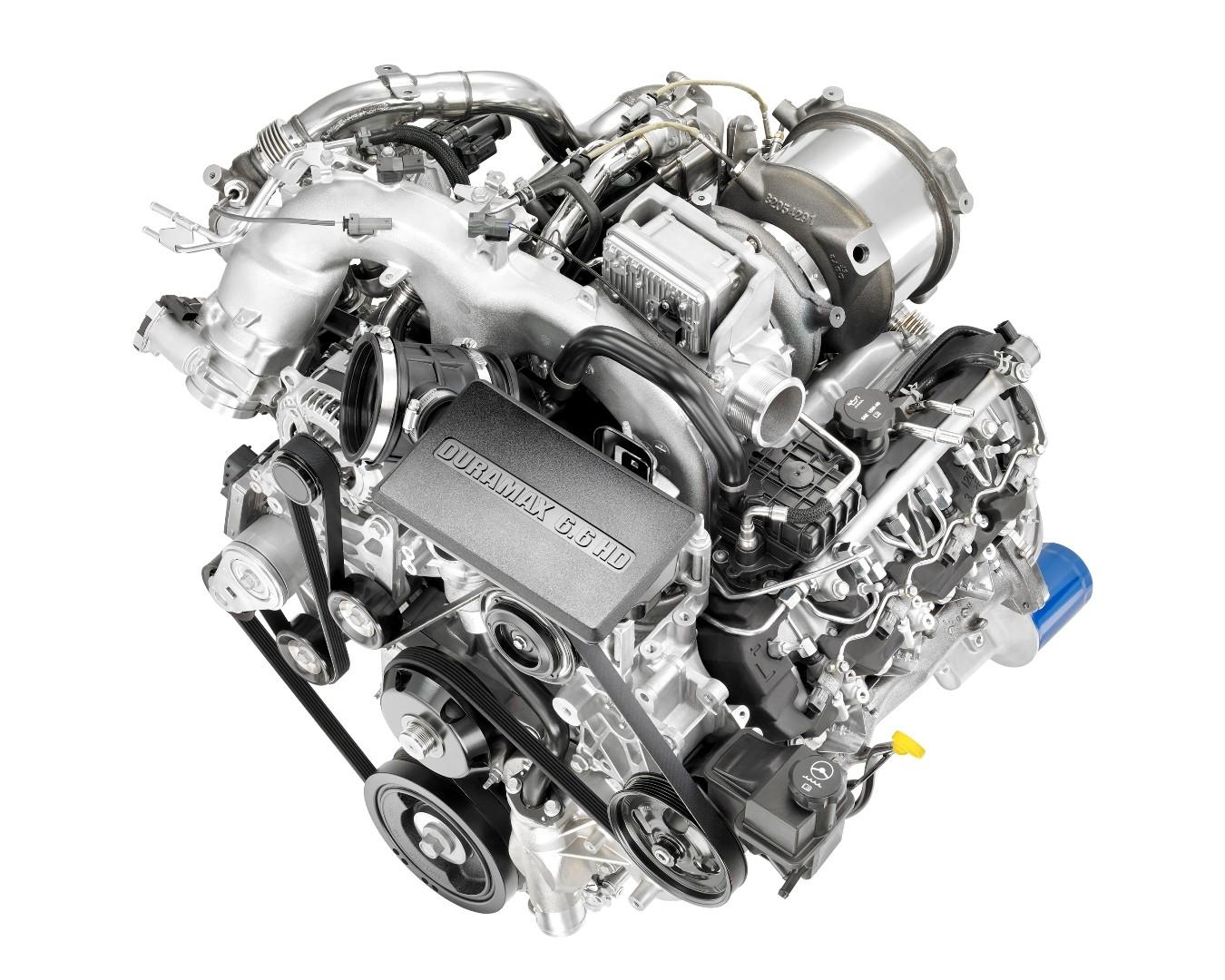For A Nissan Truck Wiring Diagram L5p Duramax Diesel Is Go In 2017 Chevrolet Silverado Hd