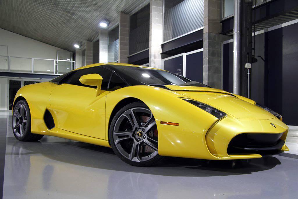 Pagani Zonda Car Wallpaper Lamborghini 5 95 Zagato Still Looks Ugly In Yellow