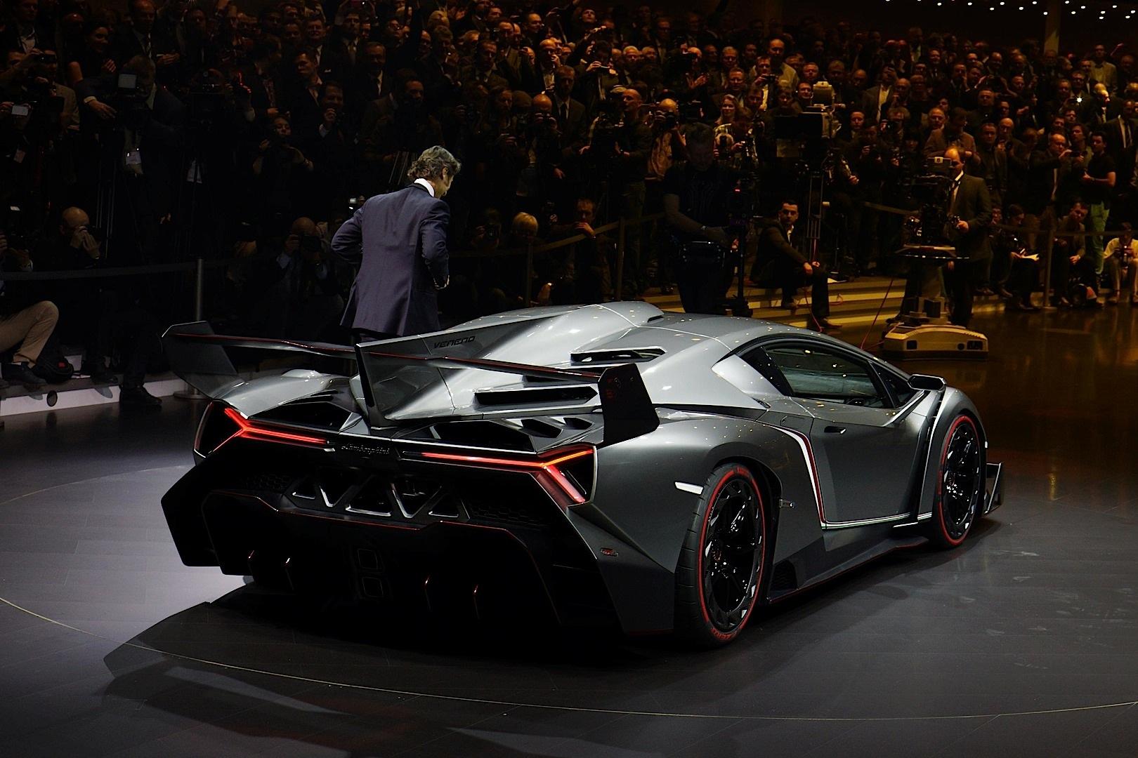 Dubai Police Car Wallpapers Lamborghini Veneno Named World S Ugliest Car Autoevolution