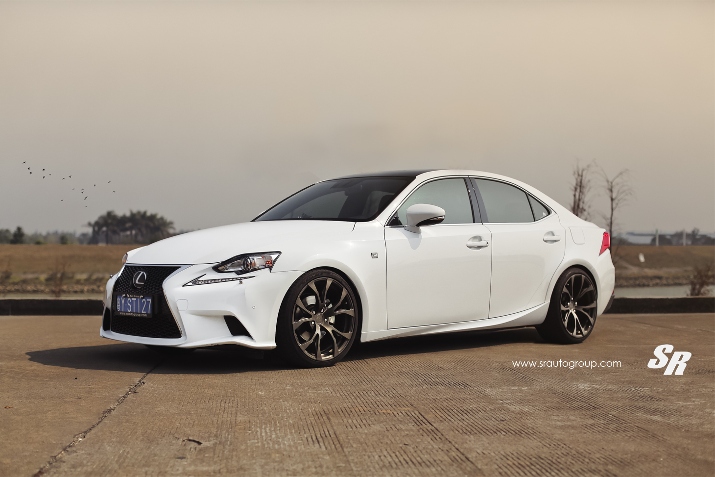 Lexus Is 250 Sport Lexus Is 250 F Sport Rocks Matte Bronze Pur Wheels