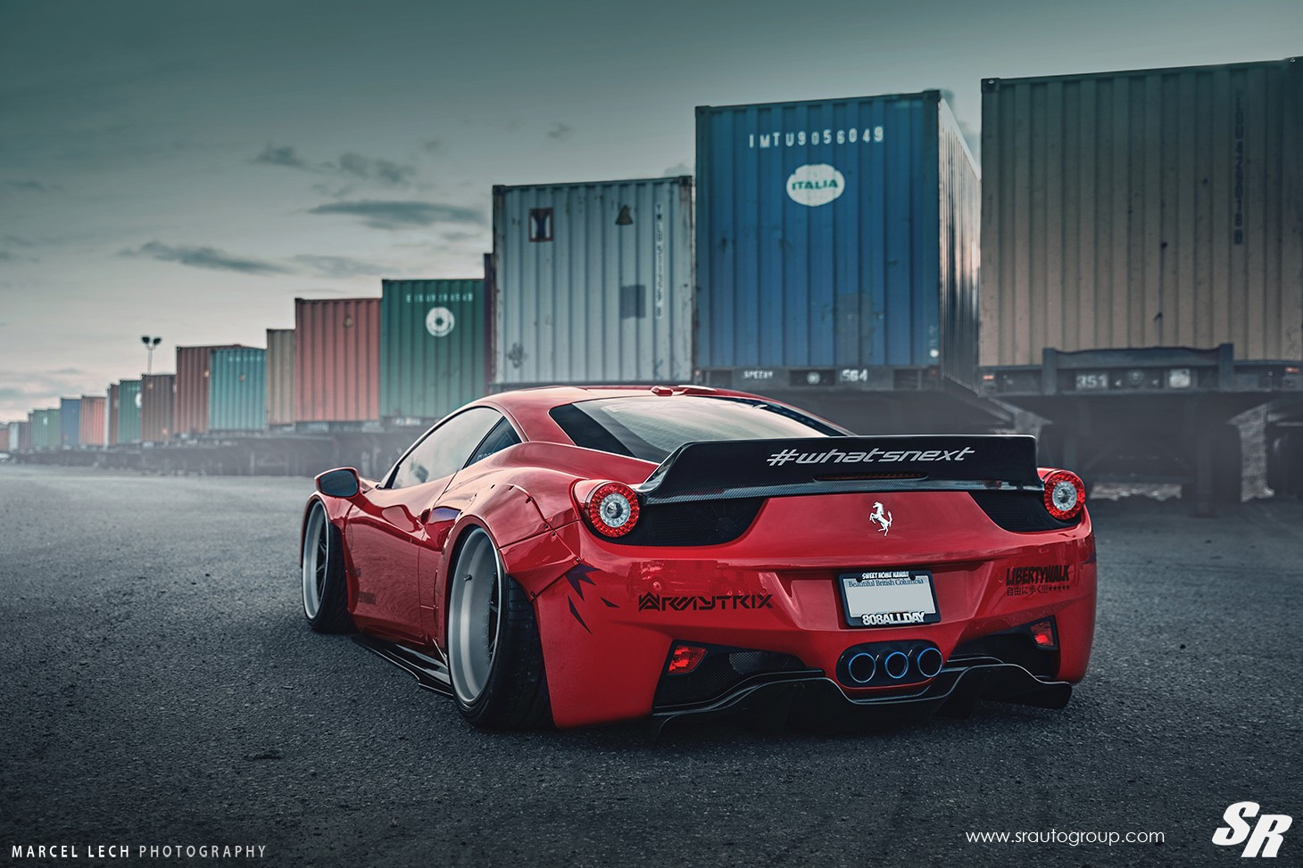 Desktop Machine Cars Lamborghini Wallpapers Liberty Walk Ferrari 458 Italia On Pur Wheels Italian