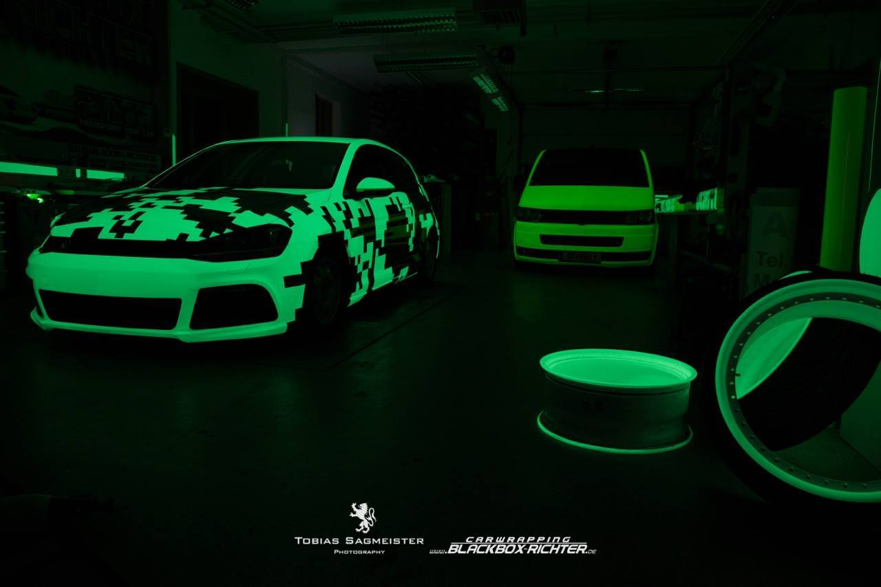Camaro Car Wallpaper Light Tron Golf 7 With Transparent Wheels Emerges Ahead Of