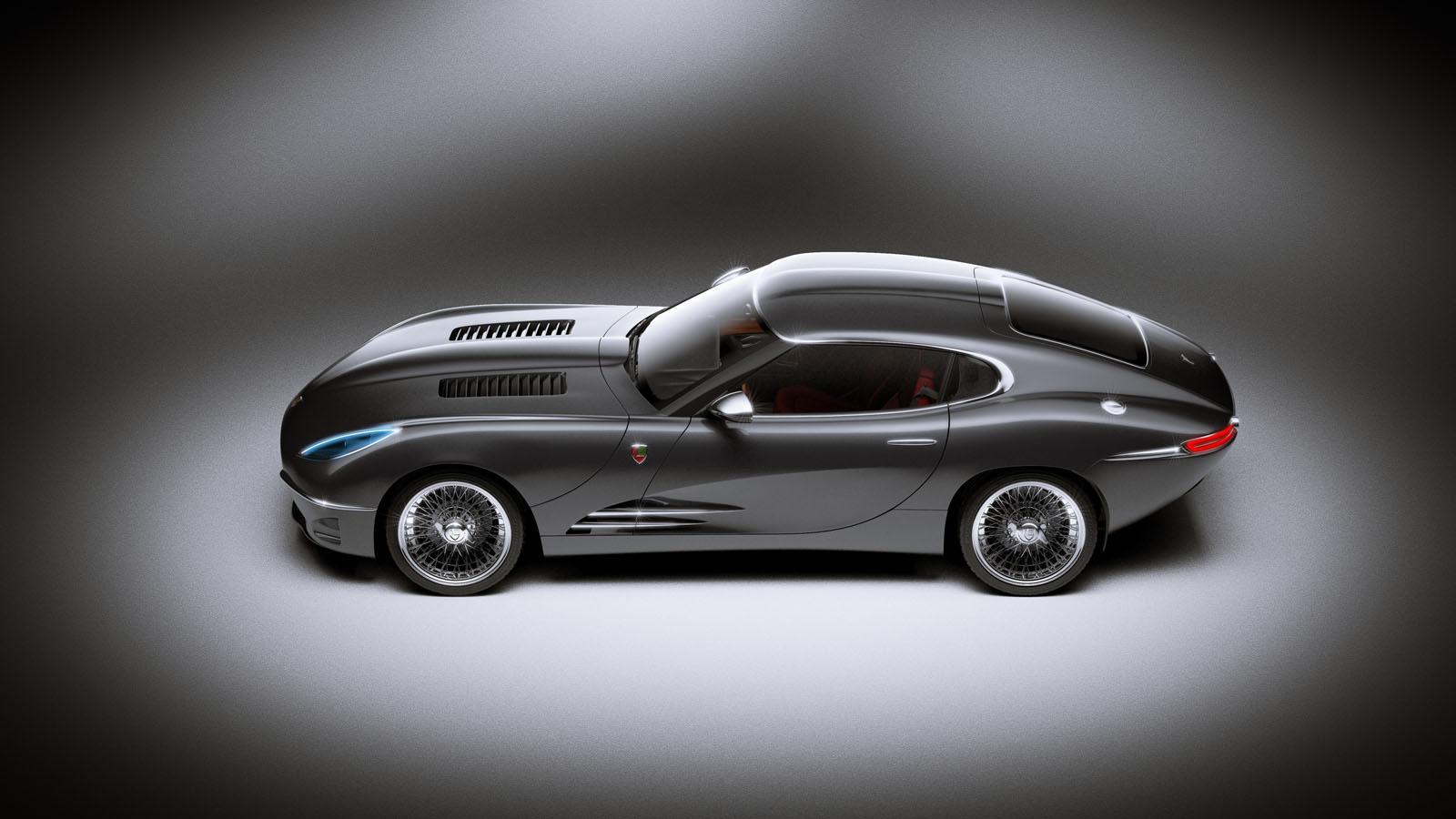 Mercedes New Cars Hd Wallpapers Lyonheart K Is A Modern Jaguar E Type Autoevolution