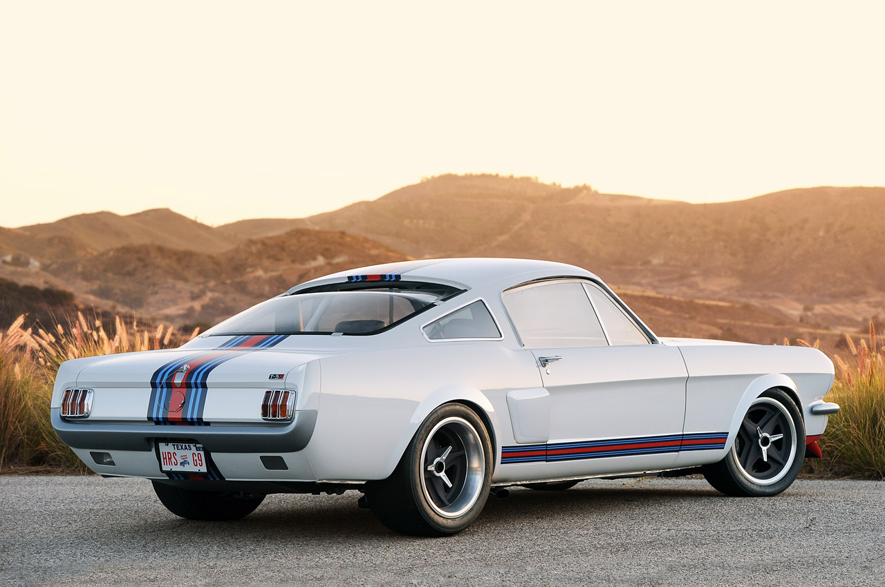 Counting Cars Wallpaper Martini Racing Mustang By Pure Vision Design Is Pure