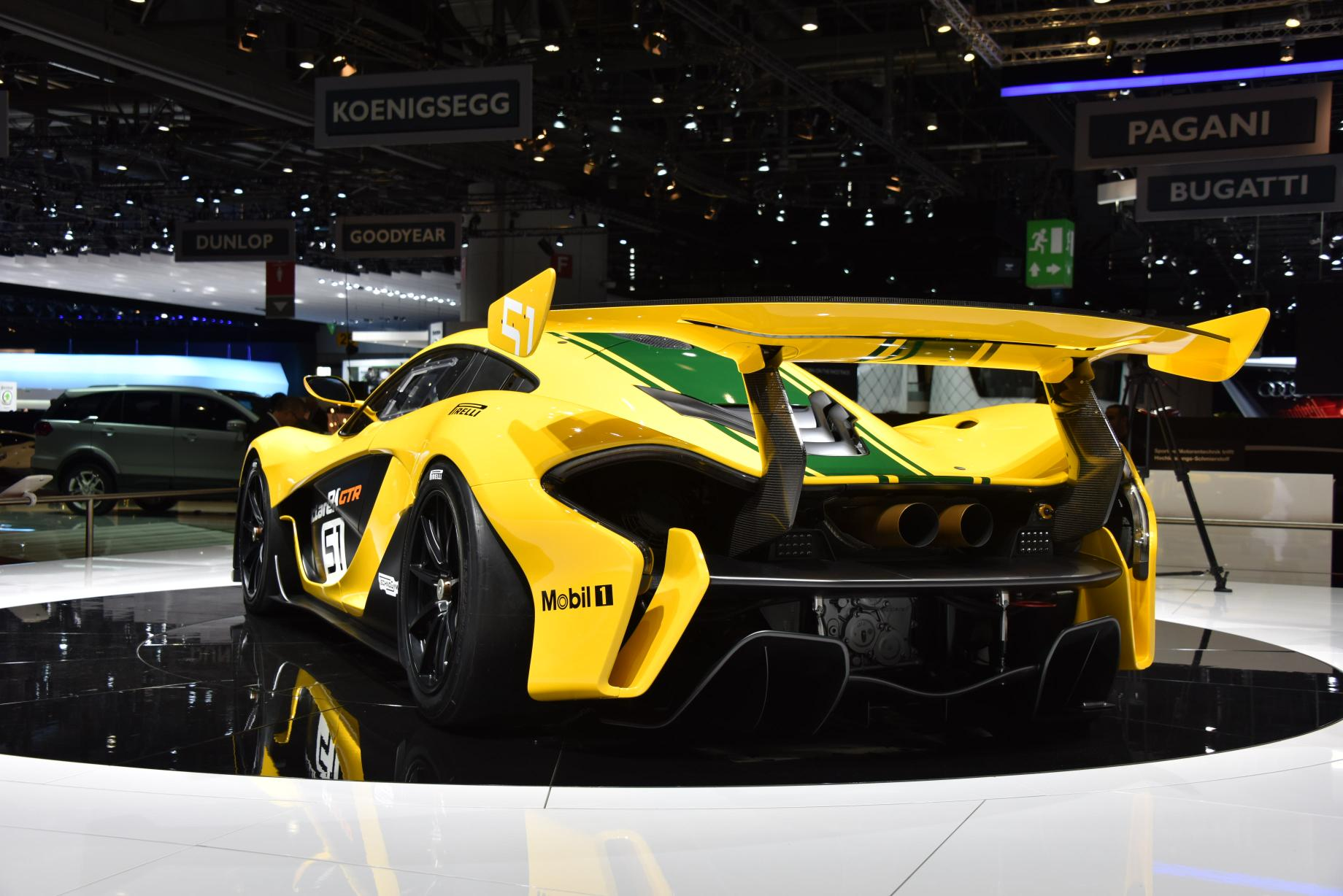 Full Hd Motorcycle Wallpaper Mclaren P1 Gtr Race Car Debuts At The Geneva Motor Show