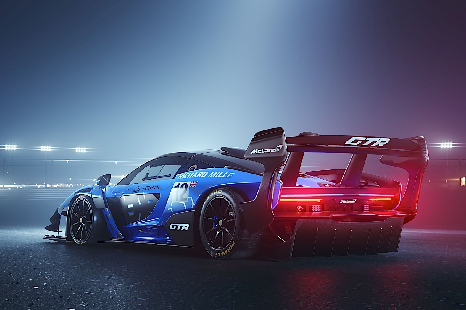 Fastest Car In The World Wallpaper 2015 Mclaren Senna Gtr Ready To Take On Track Racing