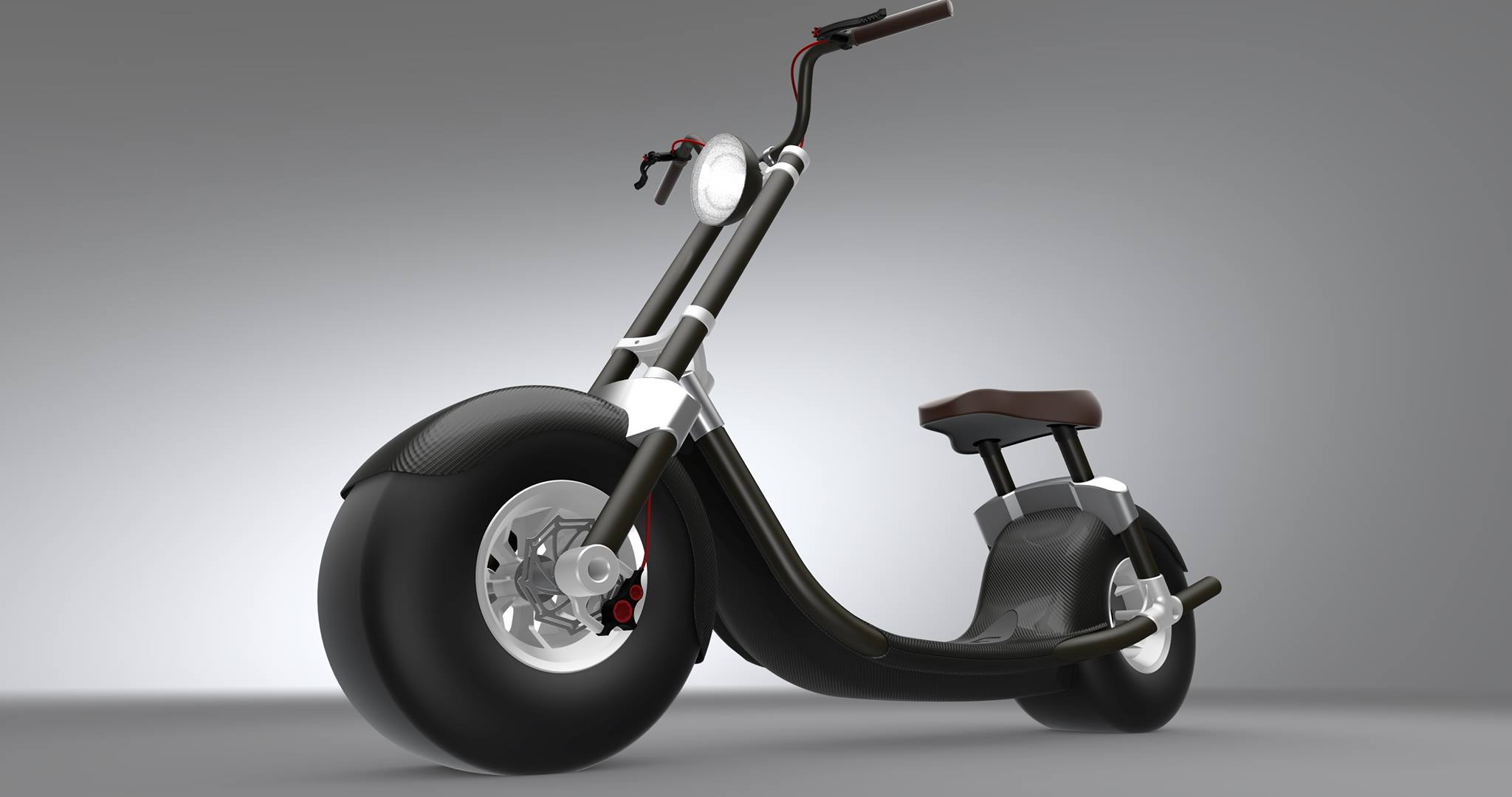 Wallpaper American Muscle Car Meet Scooterson The World S First Smart Electric Kick