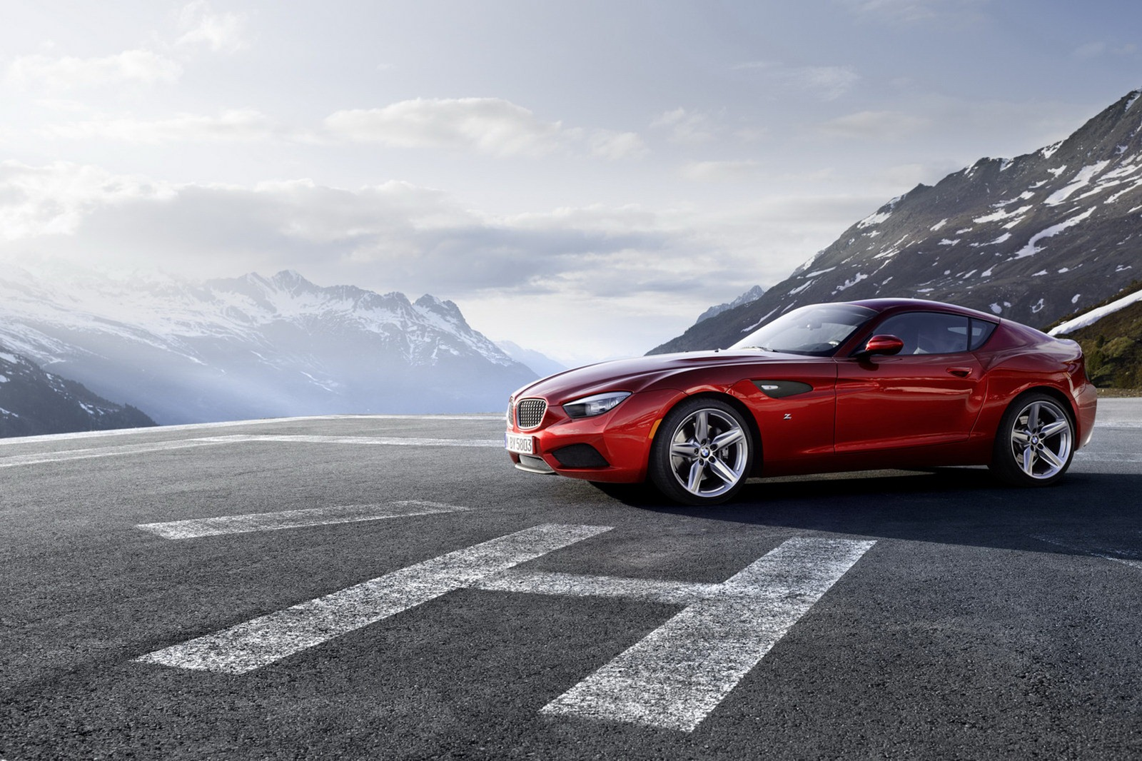 Most Expensive Car Hd Wallpaper Meet The Best Looking Modern Bmw The Z4 Zagato