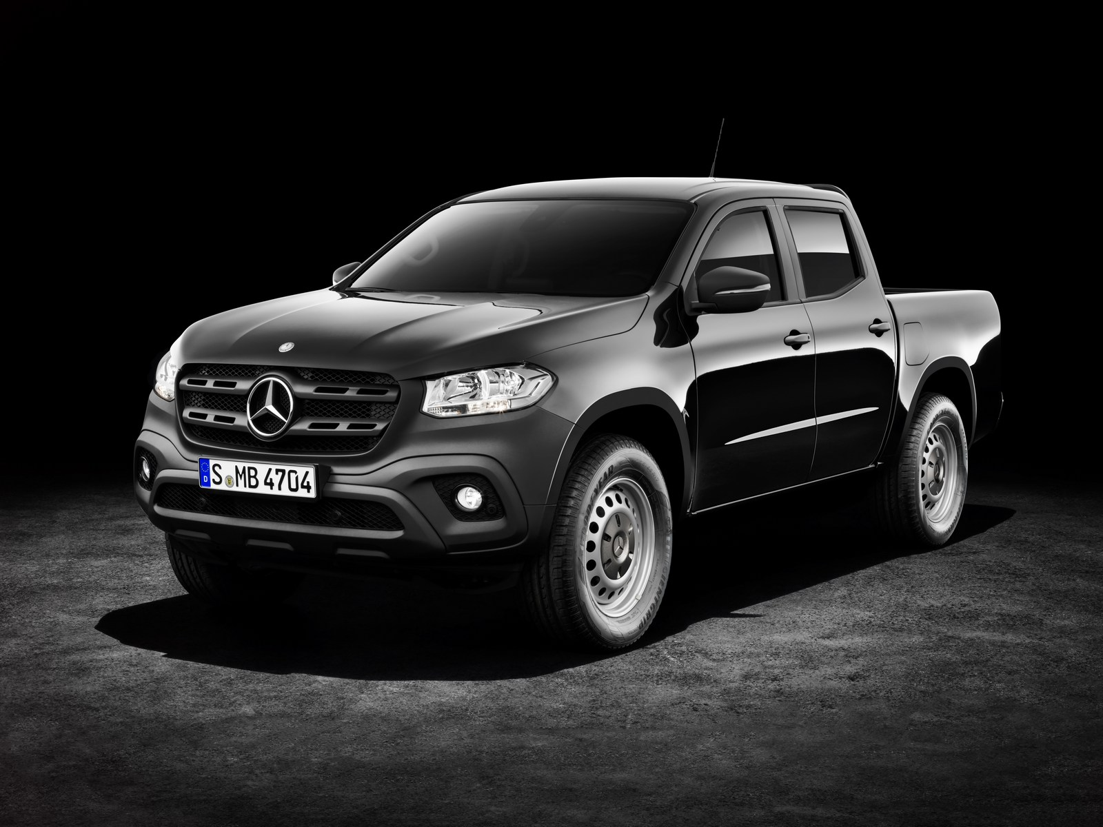 Mb X? S? Mercedes Amg X Class Not Happening Chassis Cab Confirmed