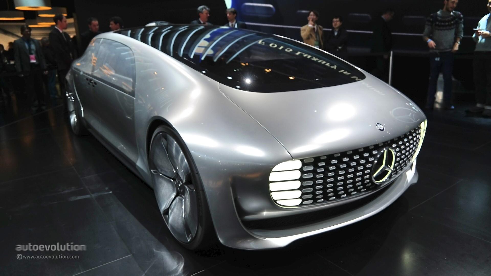Car Live Wallpaper Download Mercedes Benz F 015 Concept Previews The Future At 2015