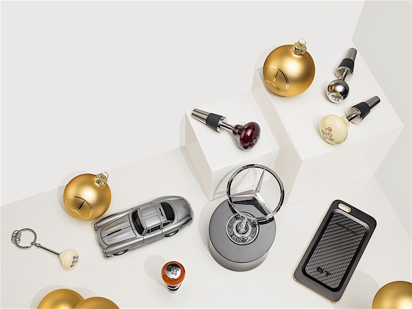 How To Put A Wallpaper On Your Car Mercedes Benz Tempts Santa With A Selection Of Gift Ideas