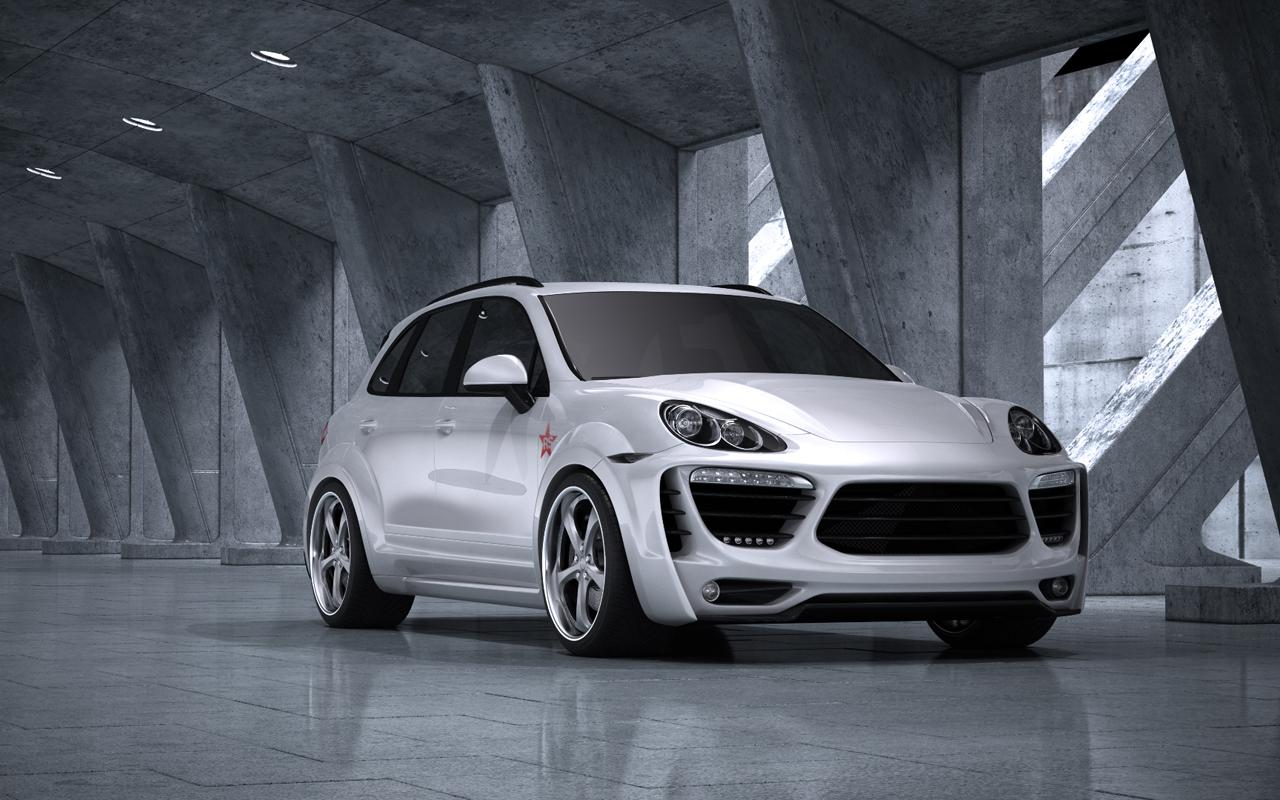 Elon Musk Car In Spac Wallpaper Met R Turns The Porsche Cayenne Into A Radical Star