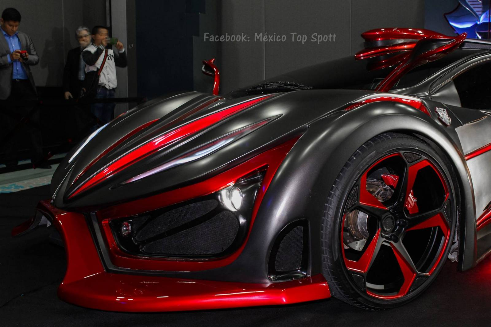 Fastest Car In The World Wallpaper 2015 Mexico S First Hypercar The Inferno Exotic Car Isn T