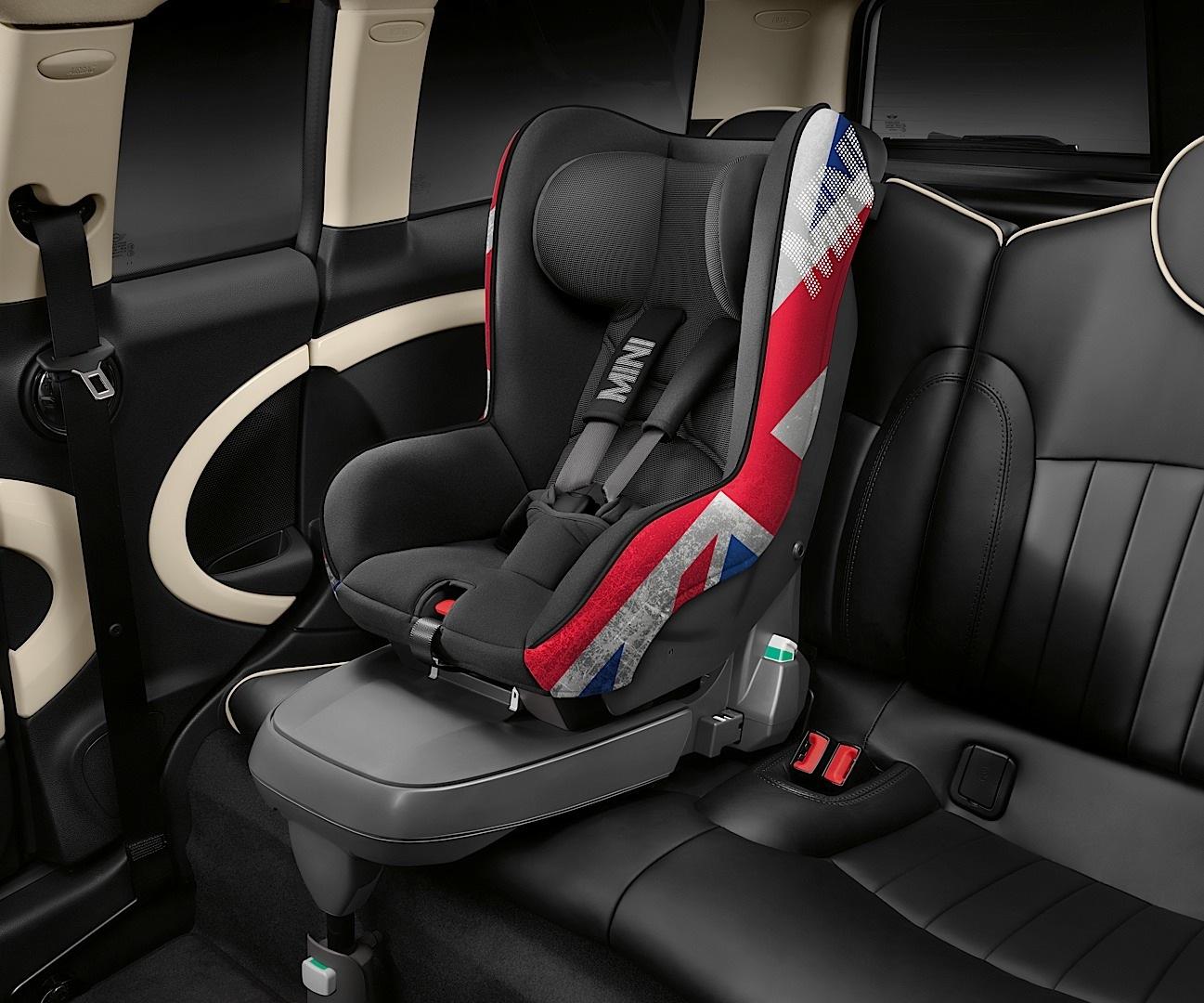 Bmw Mini Child Booster Seat