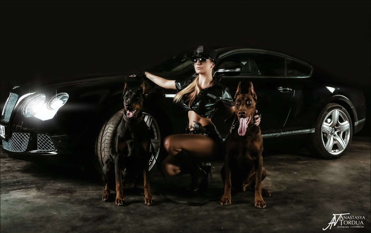 Gangsta Girl Wallpaper Hd Model Anna Trisvetova Makes Old Bmw 6 Series Look Gangsta
