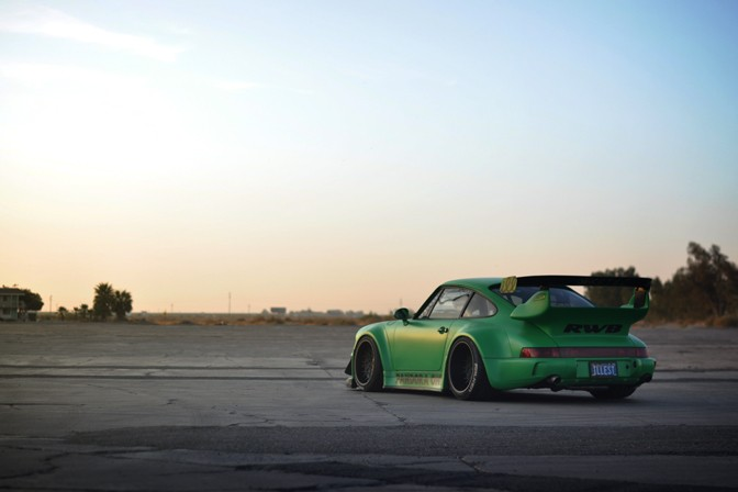 Test Nfs 2015 Need For Speed Teaser Shows Rwb Porsche Online Community