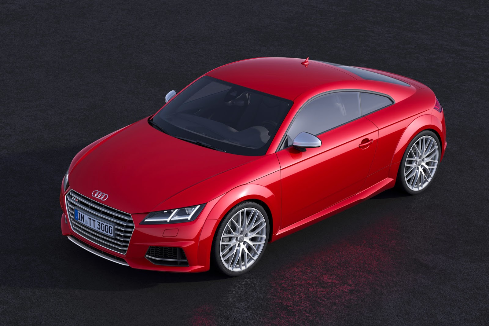 Audi Tt Rossa New Audi Tts Priced At 49 100 In Germany The Most