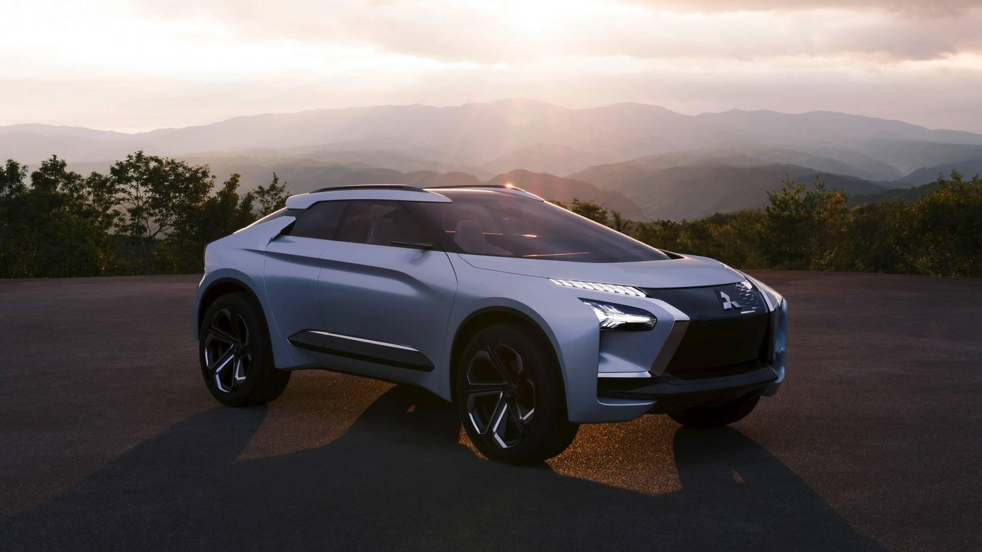 Future Car Hd Wallpaper Mitsubishi Lancer Evo X Final Concept Boasts With 473