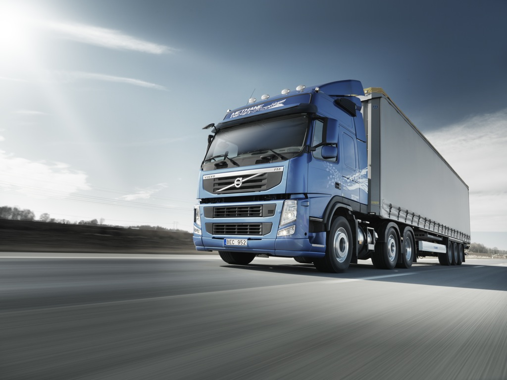 Awesome Fast Car Wallpapers New Volvo Fm Methanediesel Launched Autoevolution