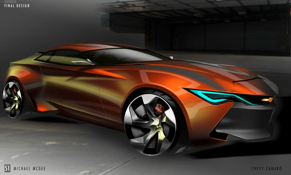 Wallpaper Amazing Convertible Cars Next Generation Chevrolet Camaro Previewed By 1 3 Scale