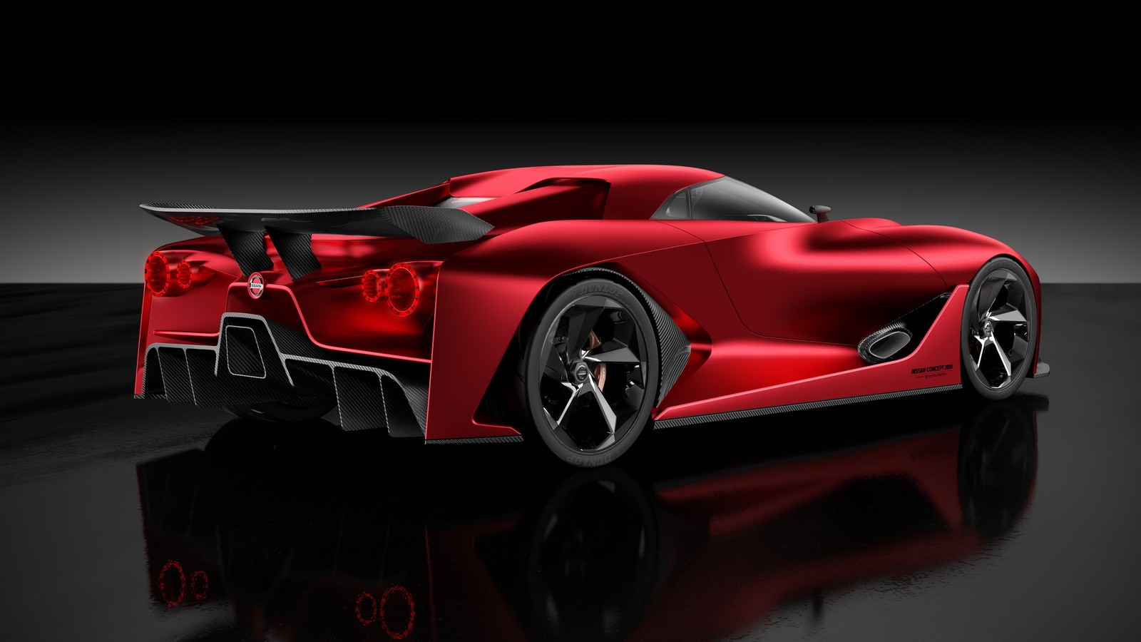 Ferrari 458 Speciale Hd Wallpaper Nissan 2020 Vision Gran Turismo Turns Quot Fire Knight Quot Red