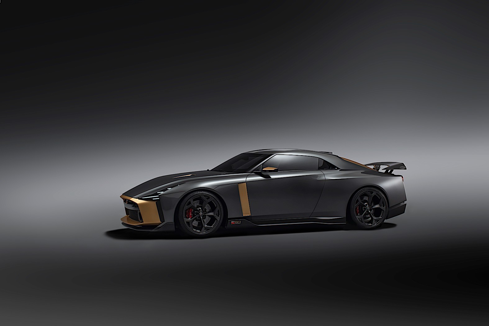 Car Wallpapers Nissan Gtr Nissan Gt R50 Shines In Official Images Autoevolution